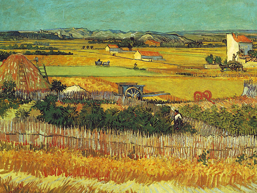 van-gogh-harvest