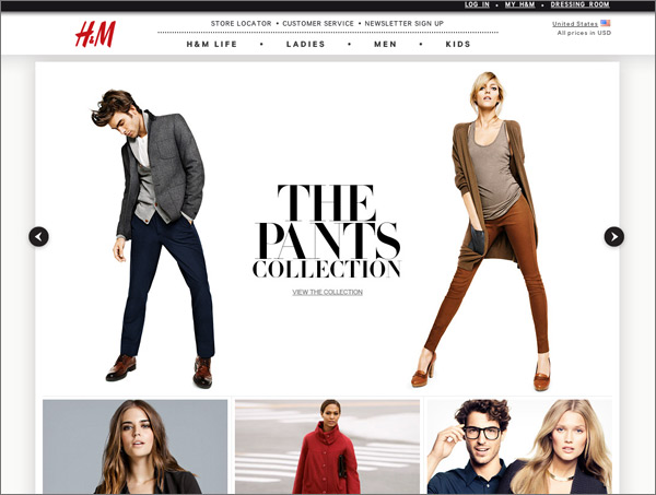 H&M Redesigns - BrainFuel